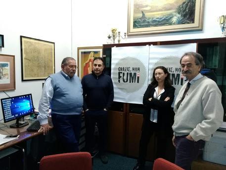 Ambiente, a Matera conferenza stampa 'Grazie, non fumi'