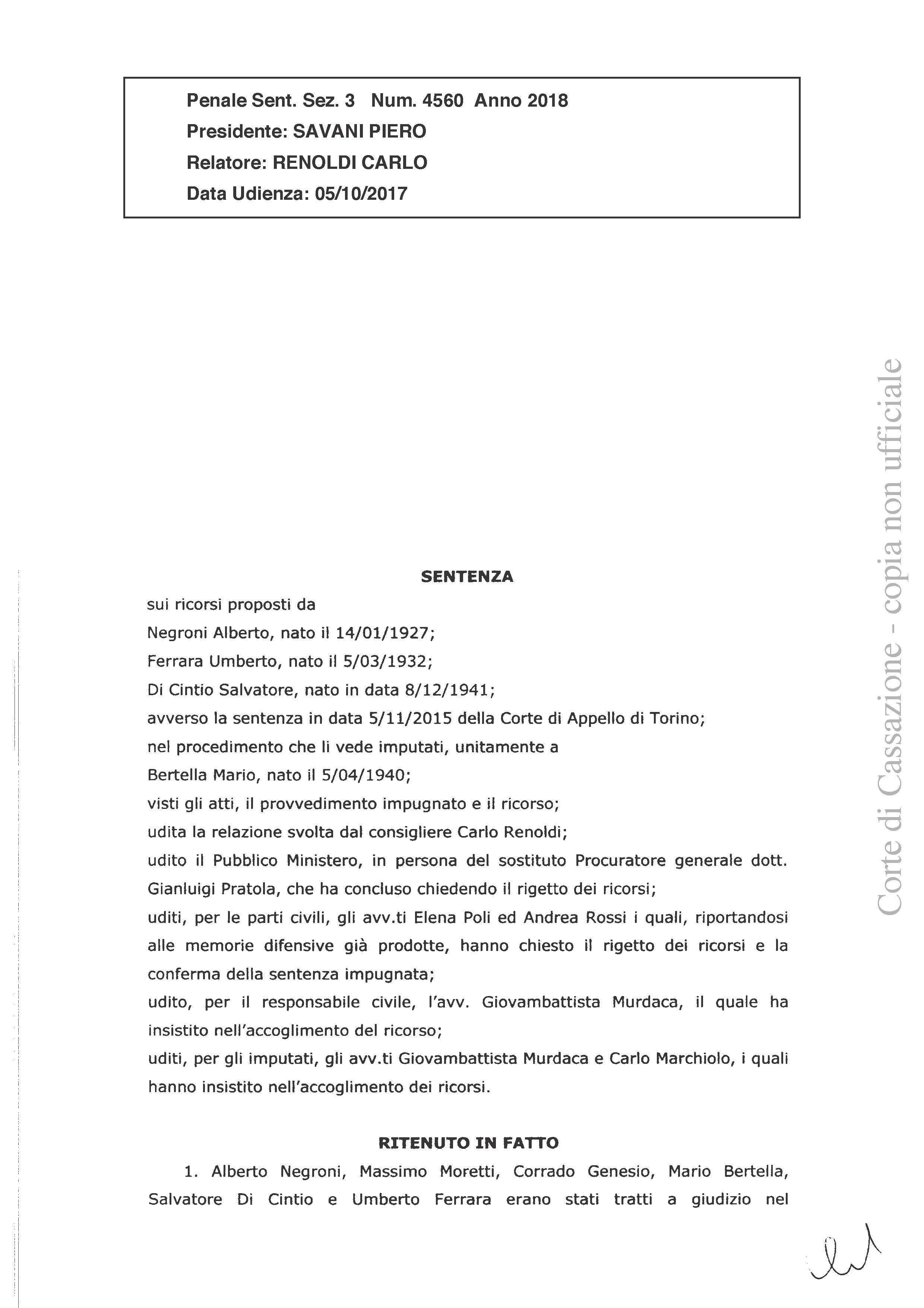 SENTENZA ENEL CHIVASSO CASSAZIONE 31 gen 2018_Pagina_01
